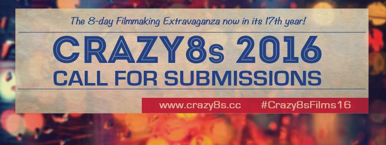 Crazy8s 2016 web banner