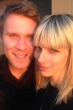 Kris Woznesensky & Kara Eide