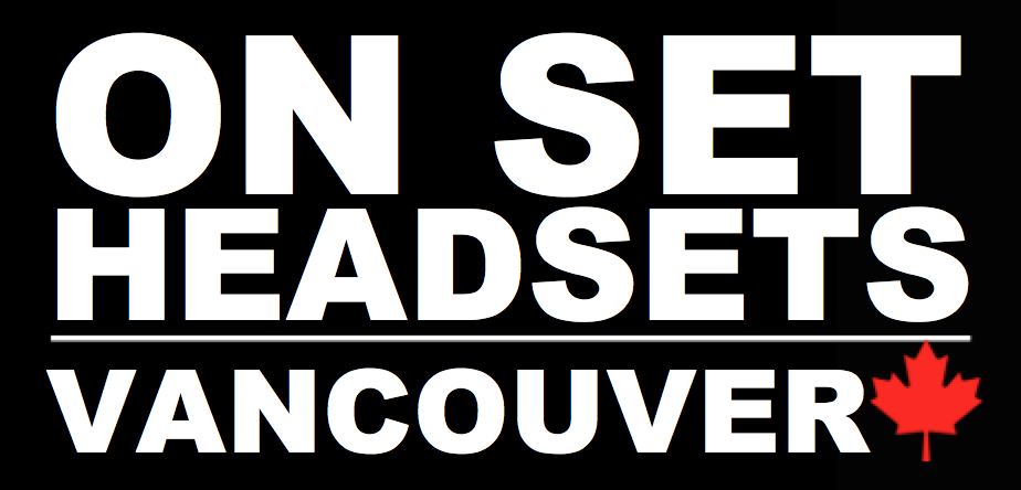 On Set Headsets Logo
