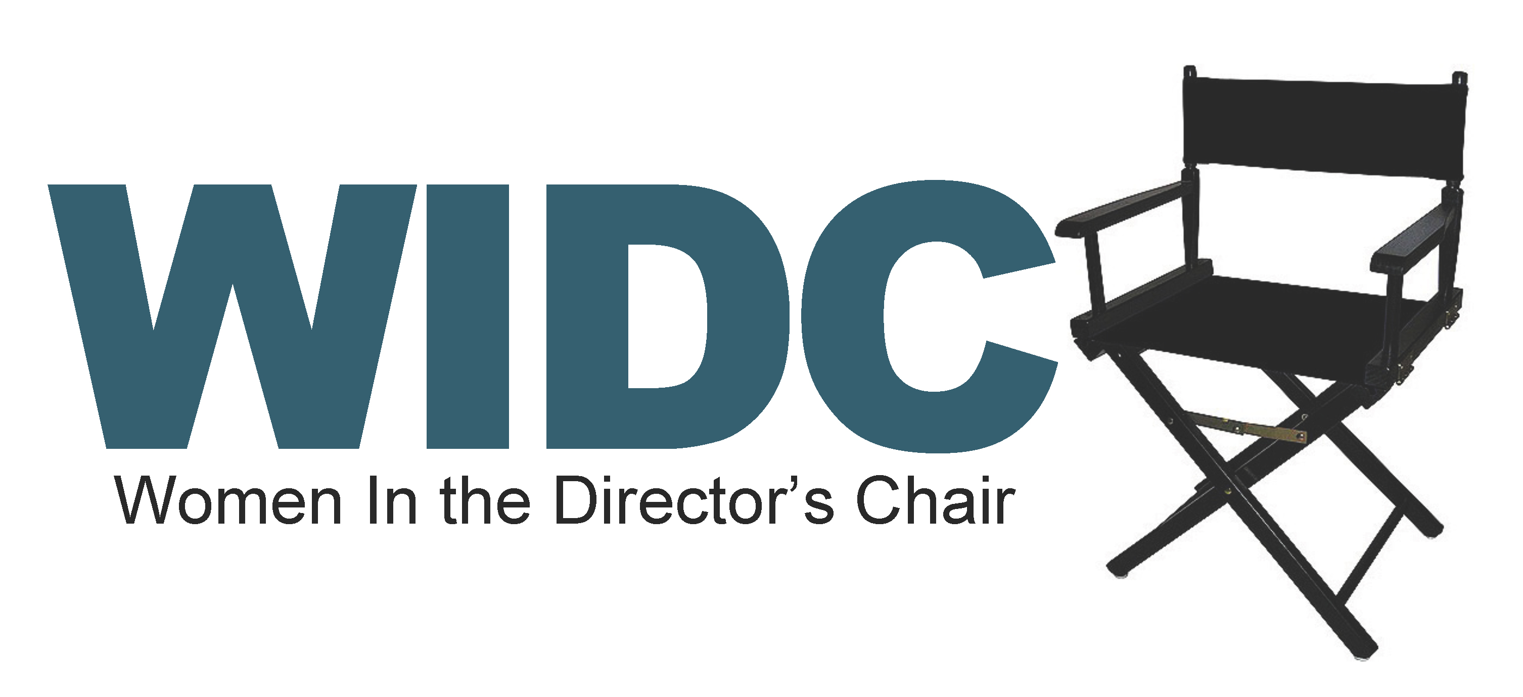 Women In The Director's Chair Logo