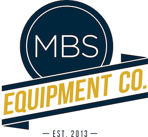 MBS Equipment Logo