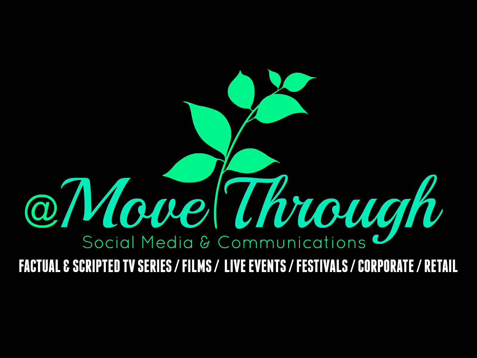 Move Through Logo